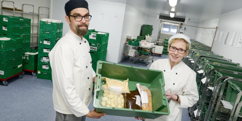 Vidar Raum og Solfrid Lyså