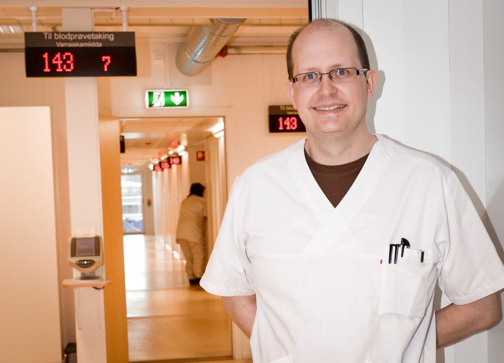 Bjørn-Are Ernstsen.