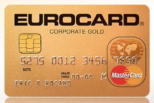 Eurocard Corporate Gold