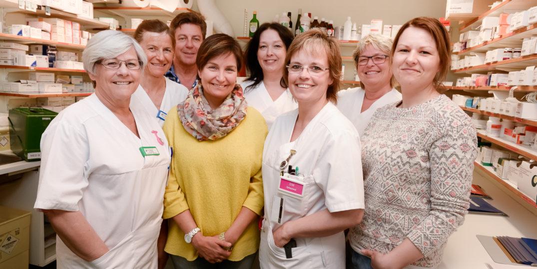 Legemiddelsamstemming på medisin i Harstad