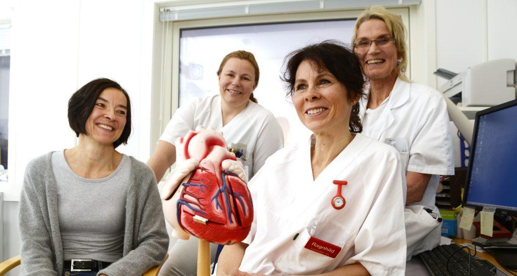 Hjertegod gjeng bidrar til topp resultater