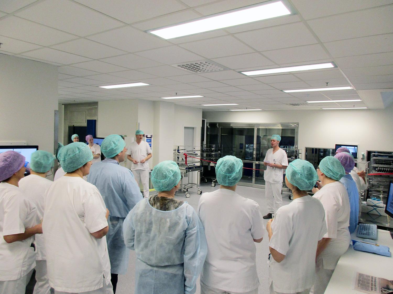 Torsdag 23. februar 2017 ble den nye sterilforsyninga offisielt åpnet ved UNN Tromsø. – Den mest moderne sterilforsyninga i landet, fastslår de ansatte.