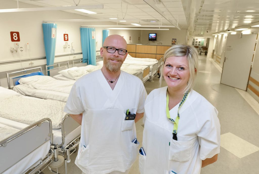 Skal utbedre pasientflyten i UNN