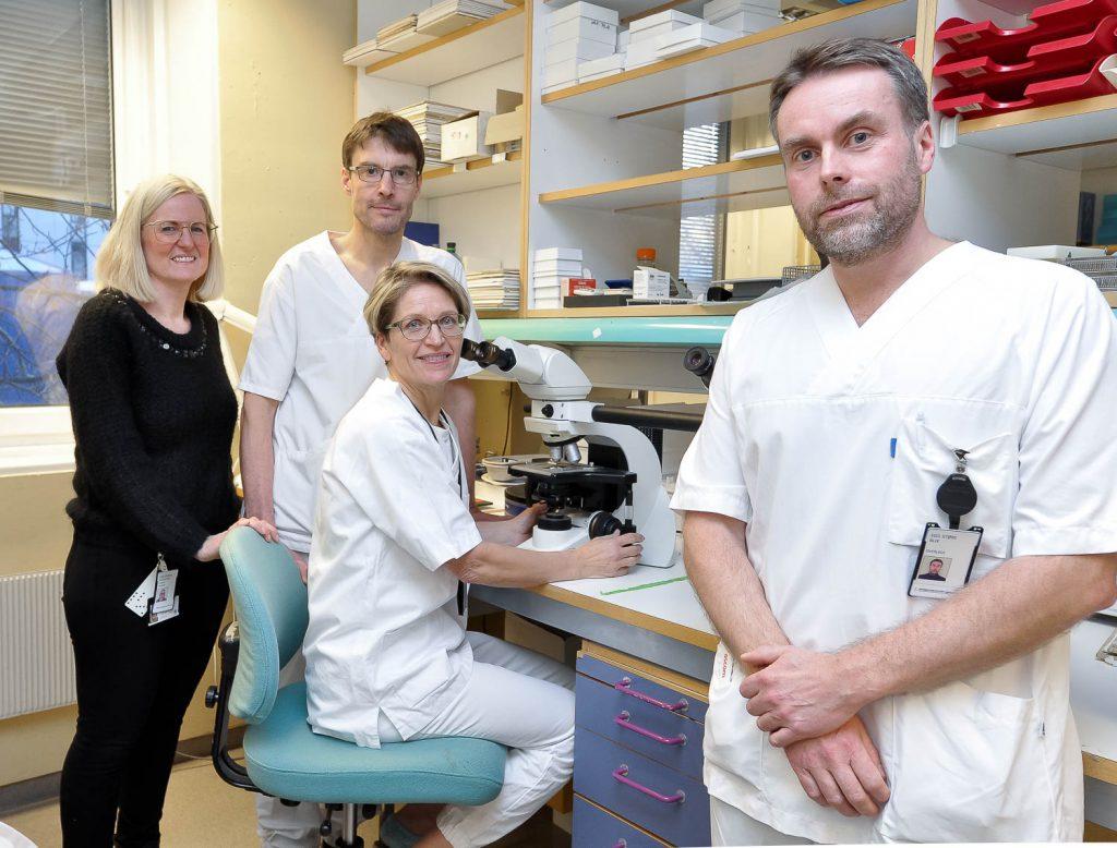 Fikk godkjent ny metode for målrettet kreftbehandling