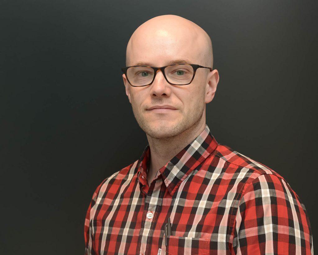 NRK-stemme har inntatt UNN