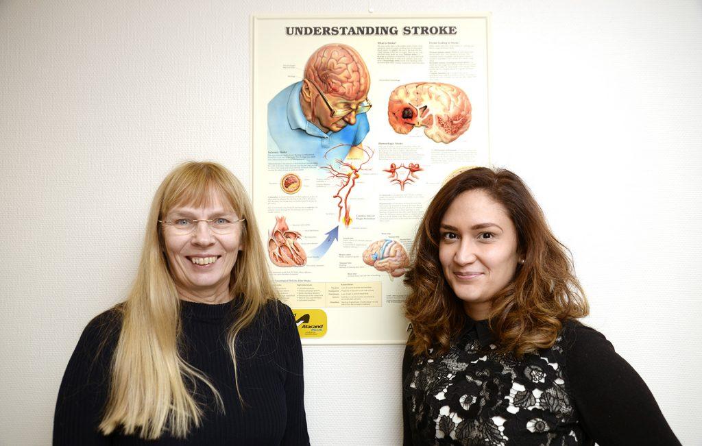 Internasjonal hjerneslagstudie ledes fra UNN