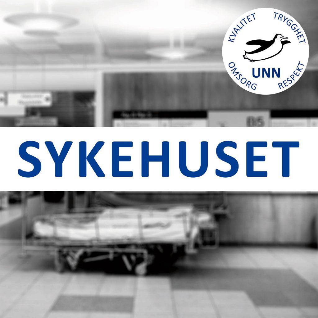 Podkasten «Sykehuset»