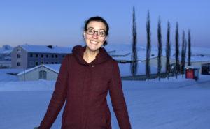 Astrid (37) – en prisbelønt veiviser