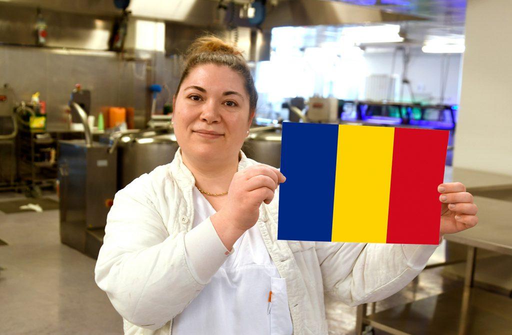 Integrert av gode kolleger ved UNN-kjøkkenet