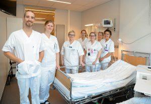 Ny slagenhet gir et løft for pasienter og ansatte