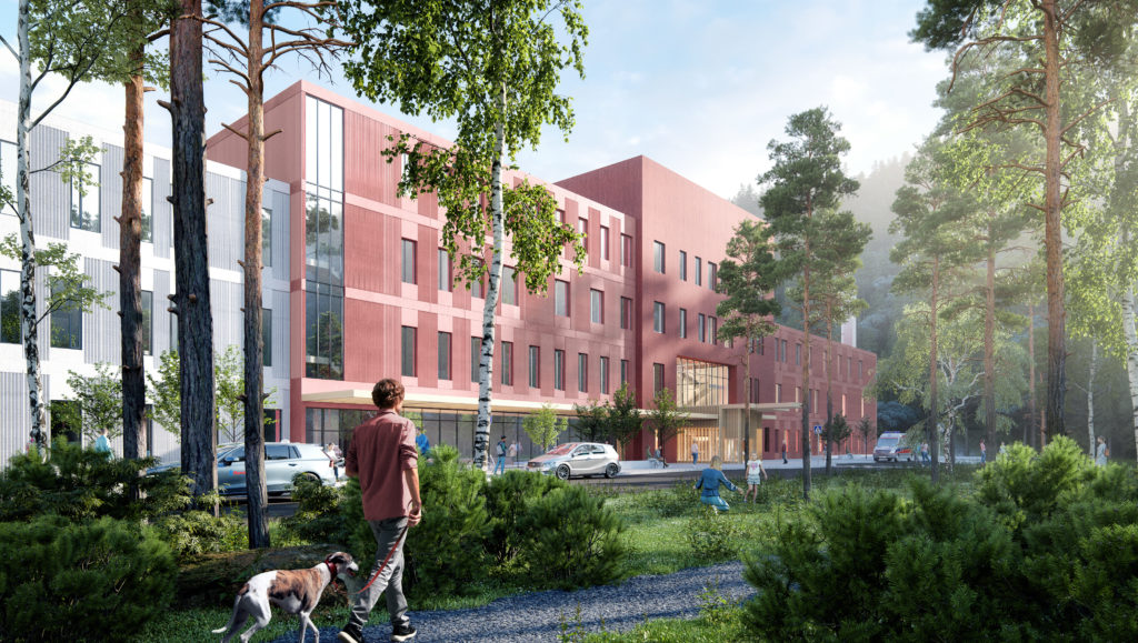 UNN Narvik – nytt sykehus i 2024