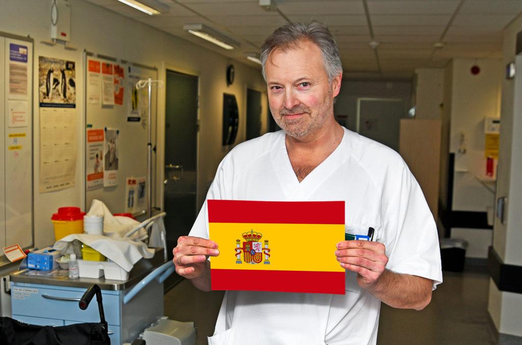 Den spanske solskinnshistorien
